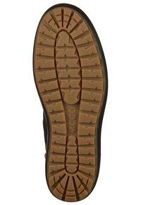 ECCO - Zapatillas altas - black - 4
