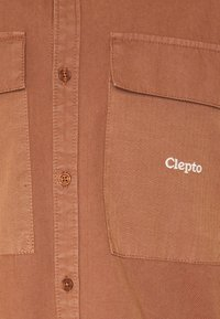 Cleptomanicx - STEEZY - Summer jacket - friar brown - 3