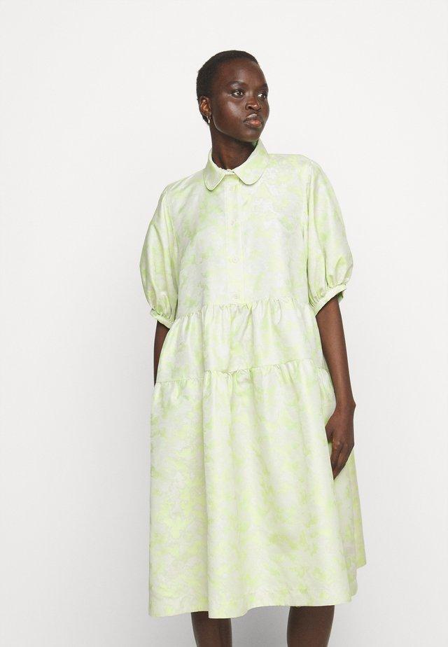 CLOUD NR. 9 DRESS - Sukienka letnia - green