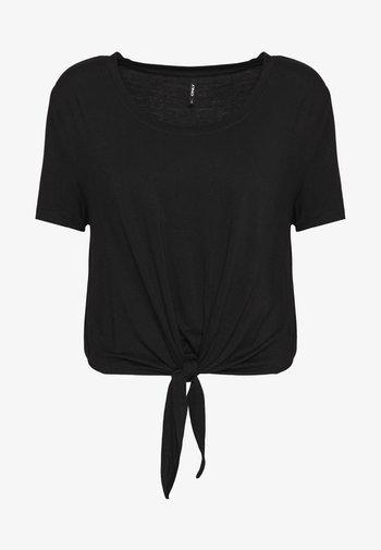 ONLARLI  - T-shirts med print - black