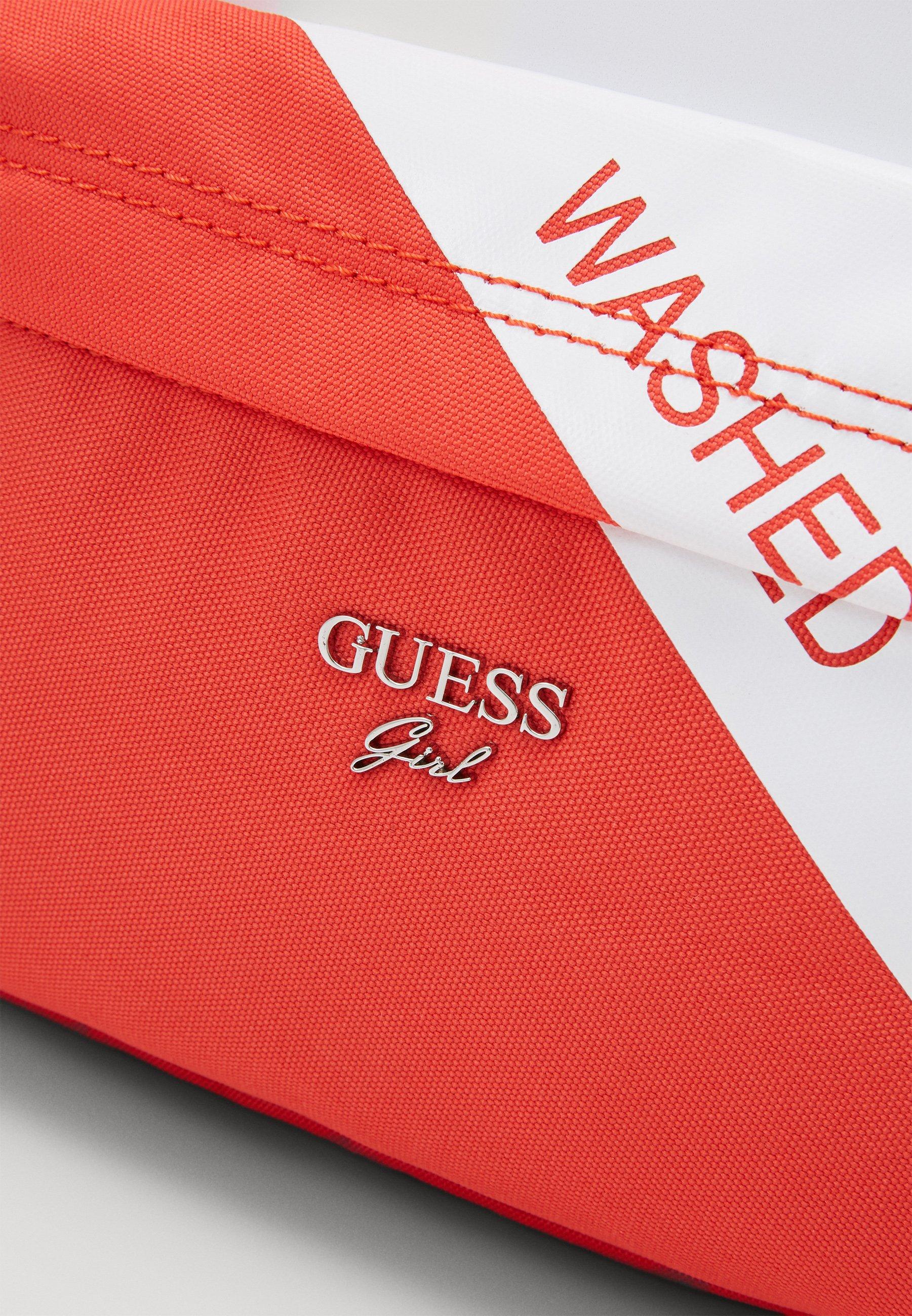 Guess DEVIN BACKPACK - Ryggsekk - orange mist/oransje CO2vTX7PtAGkc5R