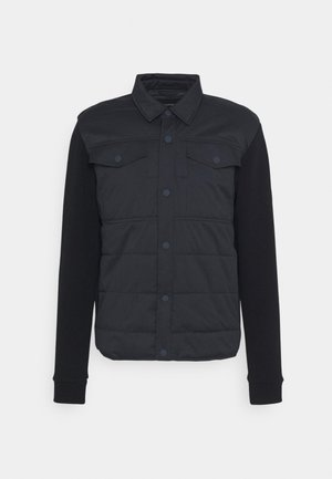 OUSSI - Light jacket - dark navy