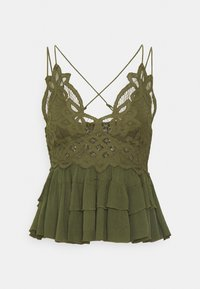 Free People - ADELLA - Top - olive sparrow - 4