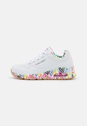 UNO - Zapatillas - white