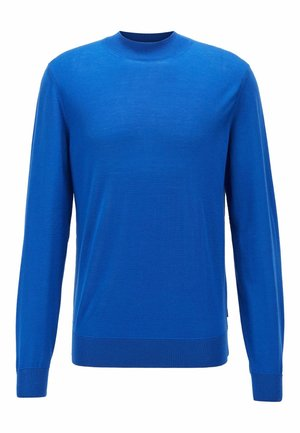 Sweatshirt - open blue