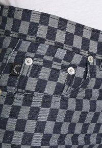 Fiorucci - CHECKERBOARD - Straight leg jeans - light vintage - 5