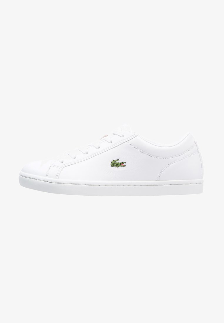 Lacoste - STRAIGHTSET - Baskets basses - white
