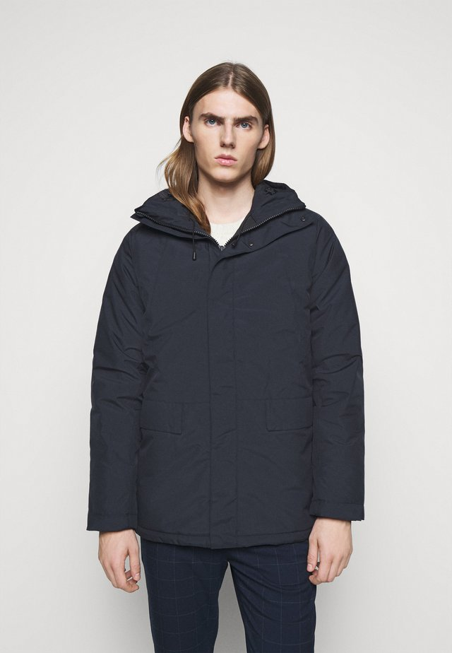 CHARIOUS  - Parka - dark navy