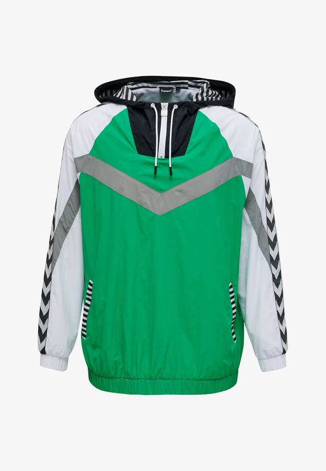 Snowboard jacket - bright green