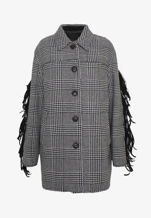 ELISIR CABAN  - Short coat - grey/black