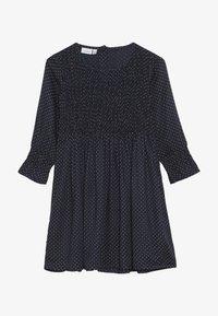 Name it - NMFSACHA MIDI DRESS - Denní šaty - dark sapphire - 3
