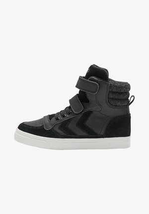 STADIL WINTER JR - High-top trainers - black