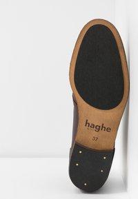 HUB - CHUCKIE - Ankle boots - dark brown - 6