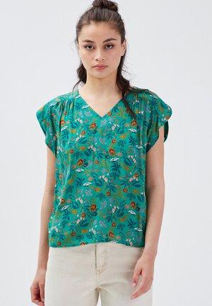 Camicetta - vert menthe