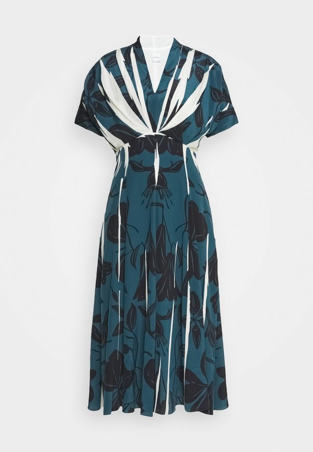 WOMENS DRESS - Day dress - blue