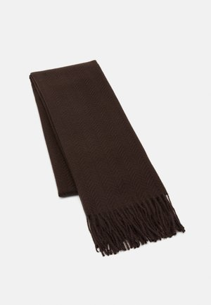 PCKIAL NEW LONG SCARF  - Bufanda - brown