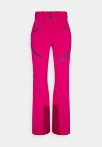 MERCURY PRO - Snow pants - flamingo