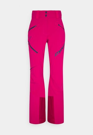 MERCURY PRO - Snow pants - flamingo