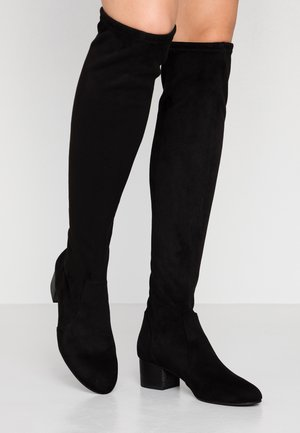 MILA - Over-the-knee boots - black