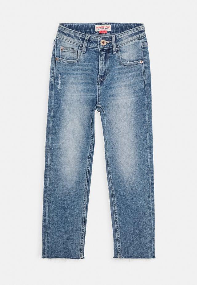 CANDY - Jeans slim fit - light vintage