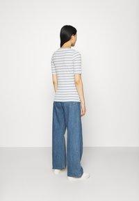 Moss Copenhagen - KYSA  - Print T-shirt - ice - 2