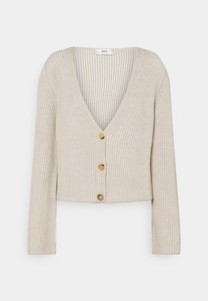LUX SUMMER - Cardigan - bone 50