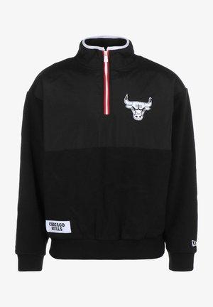 CHICAGO BULLS  - Fleece jumper - black