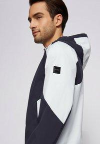 BOSS - Training jacket - dark blue - 4