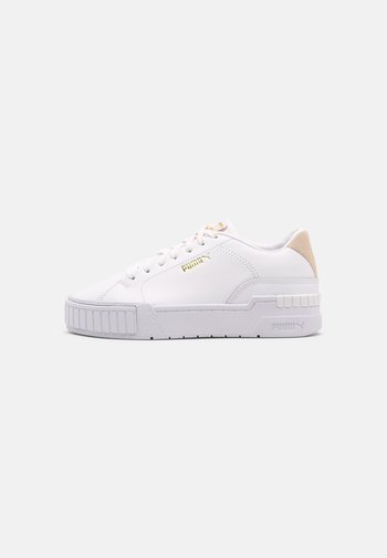 CALI SPORT CLEAN SD WOMEN'S - Trainers - white/shifting sand