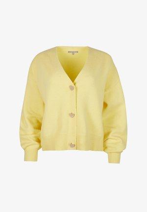 HEART  - Kardigan - yellow