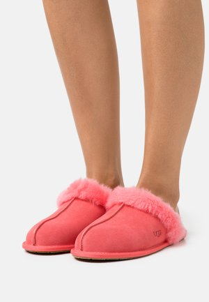 SCUFFETTE II - Slippers - strawberry sorbet