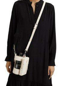 Esprit - Across body bag - light beige - 1