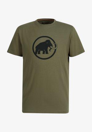 CLASSIC  - T-shirt z nadrukiem - iguana