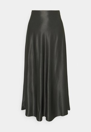 SKIRT - A-lijn rok - dark grey