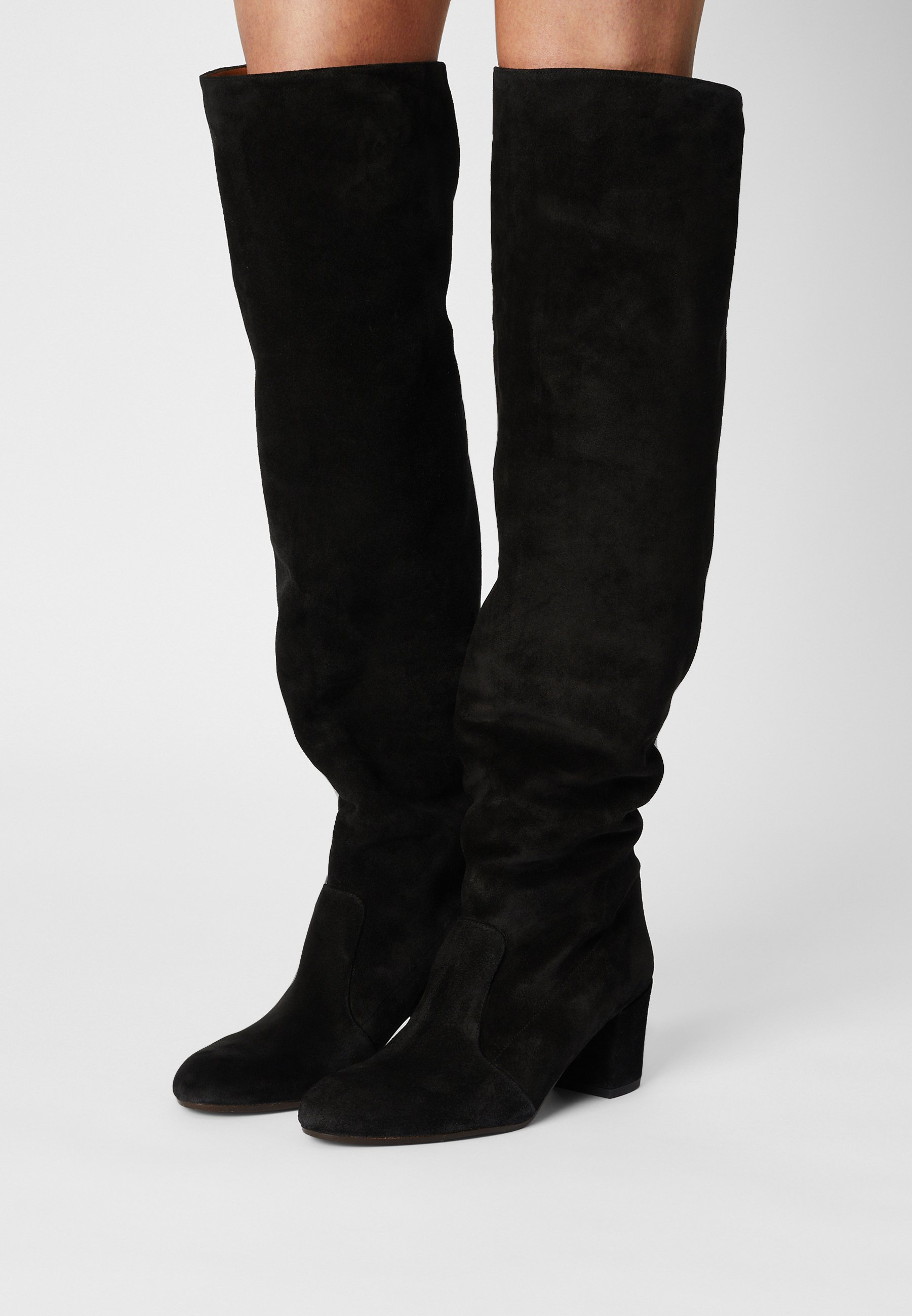 Women NATON - Over-the-knee boots - west