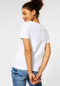 Street One - Basic T-shirt - weiß - 2