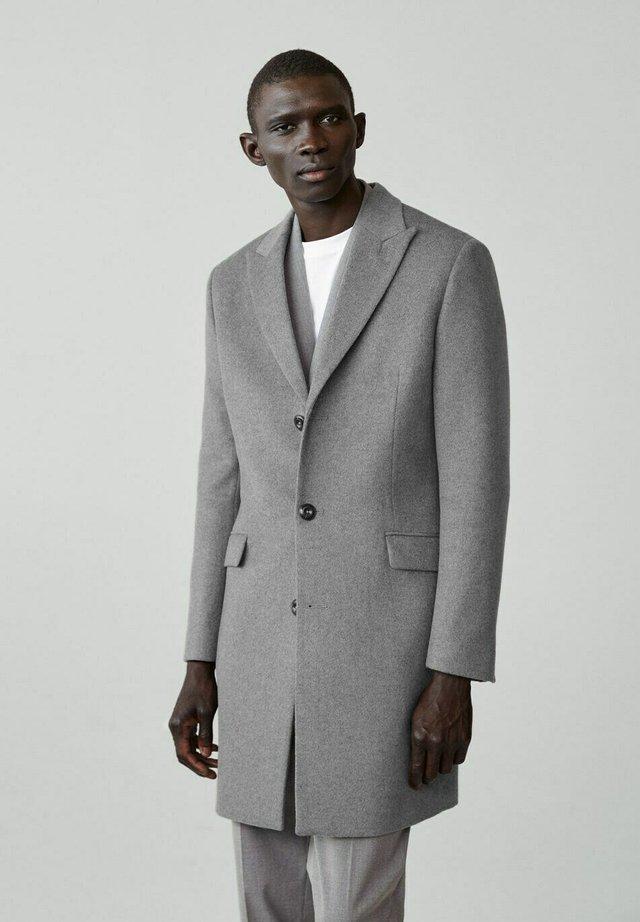 MICHIGAN-I - Classic coat - gris chiné clair