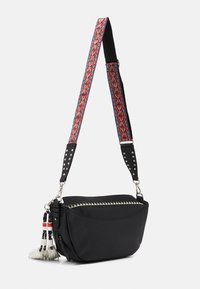 Desigual - GETAWAY LUISIANA - Across body bag - black - 1
