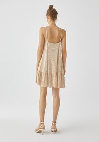PULL&BEAR - Day dress - yellow - 2
