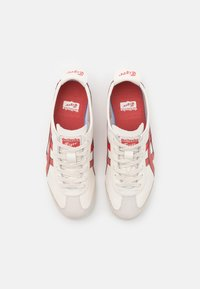 Onitsuka Tiger - MEXICO 66 UNISEX - Sneakers basse - cream/red brick - 3