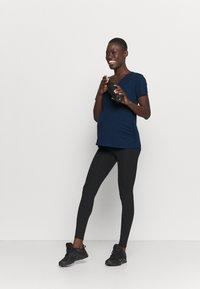 Even&Odd active - T-shirt basic - dark blue - 1
