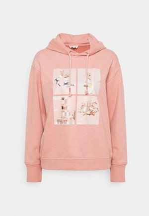 Sweatshirt - blush plac