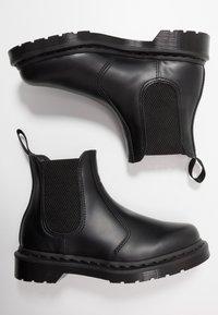 Dr. Martens - 2976 MONO CHELSEA - Korte laarzen - black smooth - 1