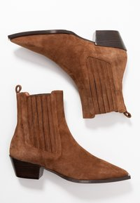 Billi Bi - Classic ankle boots - light brown - 3