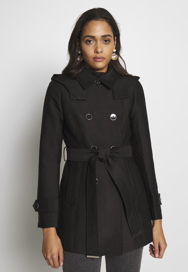 Morgan - GUSTAV - Trenchcoat - noir