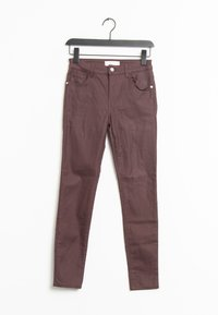 Mango - Trousers - red - 0