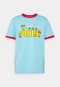 Puma - RUGRATS TEE - Print T-shirt - petit four - 0