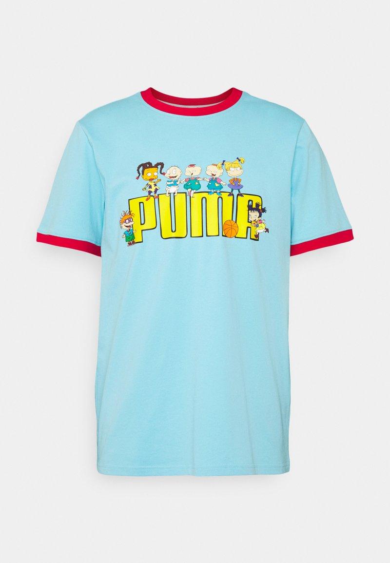 Puma - RUGRATS TEE - Print T-shirt - petit four