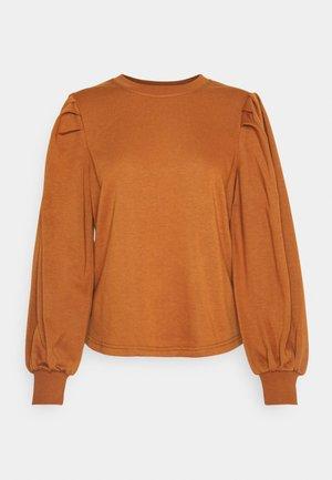 JDYMATHILDE - Sweatshirt - brown