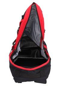 Haglöfs - TIGHT - Rucksack - true black/scarlet red - 4